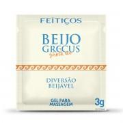 Beijo Grecus Shock Ice Eletrizante Ice Sachet 3g