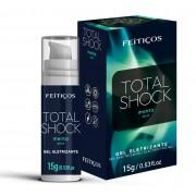 Total Shock Menta Vibrador Líquido em Gel 15g