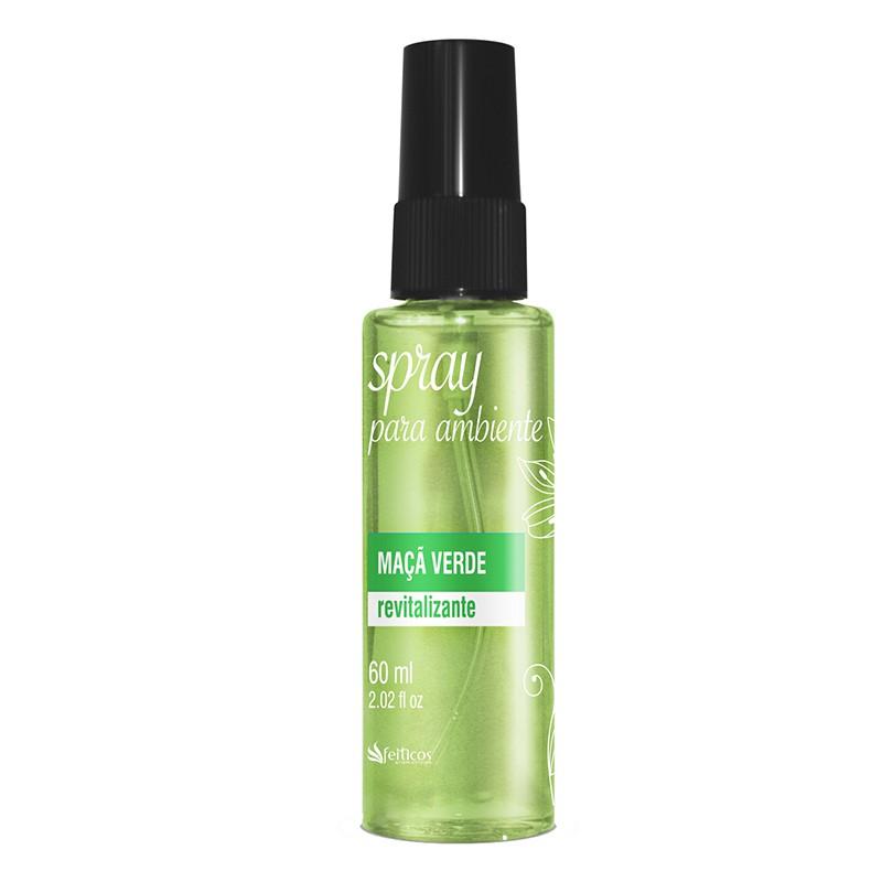 Aromatizador de ambiente Maçã Verde - Revitalizante - 60 ml