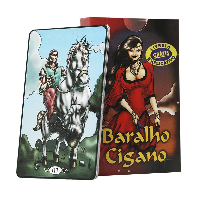 Baralho Cigano 36 Cartas Mágicas