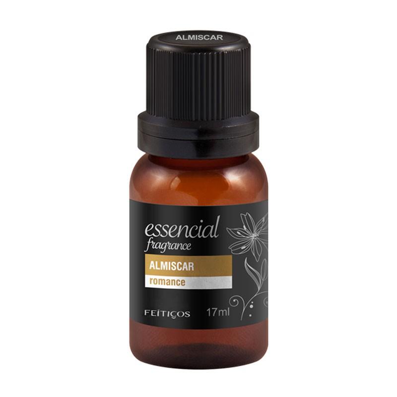 Essência para Ambiente Essencial Fragrance Almiscar Romance 17ml