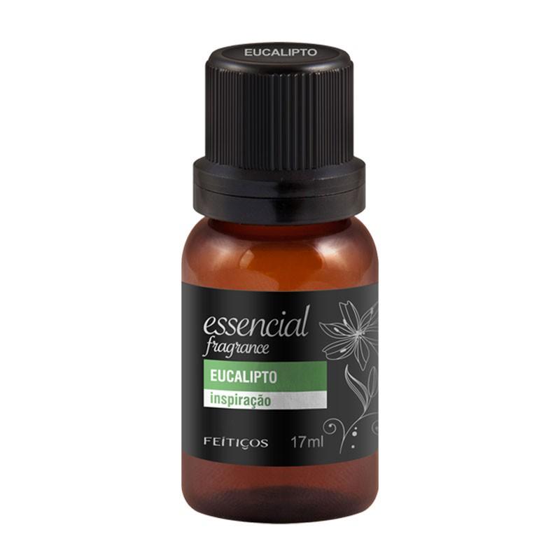 Essência para Ambiente Essencial Fragrance Eucalipto Inspiração 17ml