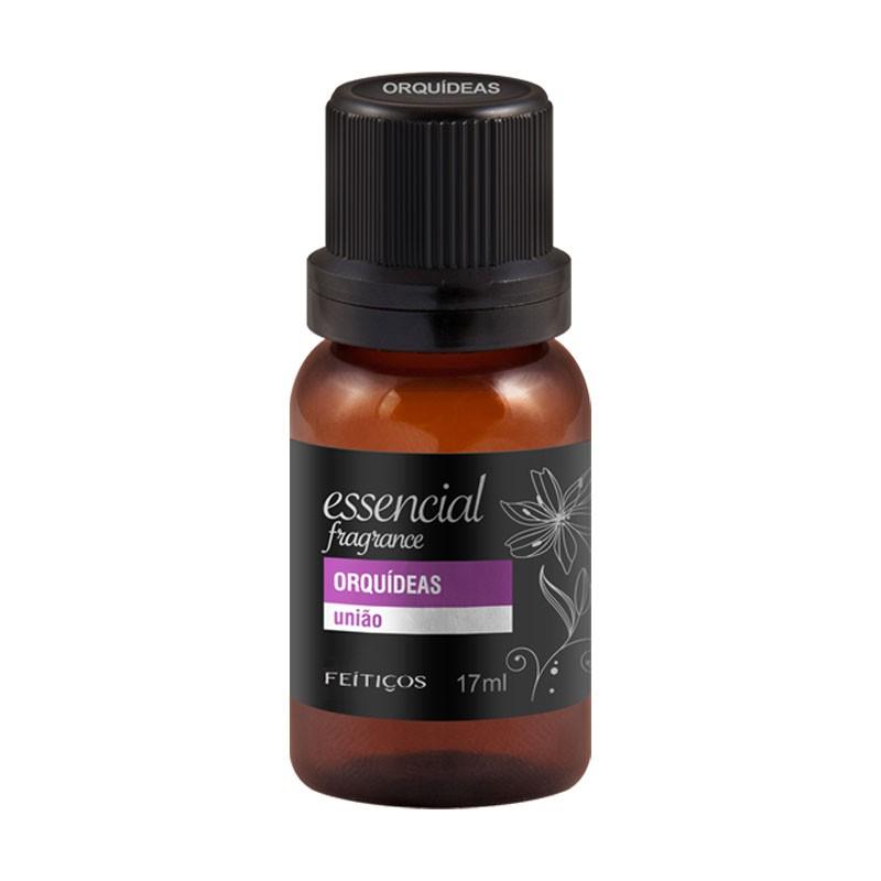 Essência para Ambiente Essencial Fragrance Orquídeas União 17ml