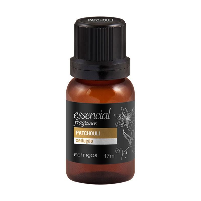 Essência para Ambiente Essencial Fragrance Patchouli Sedução 17ml