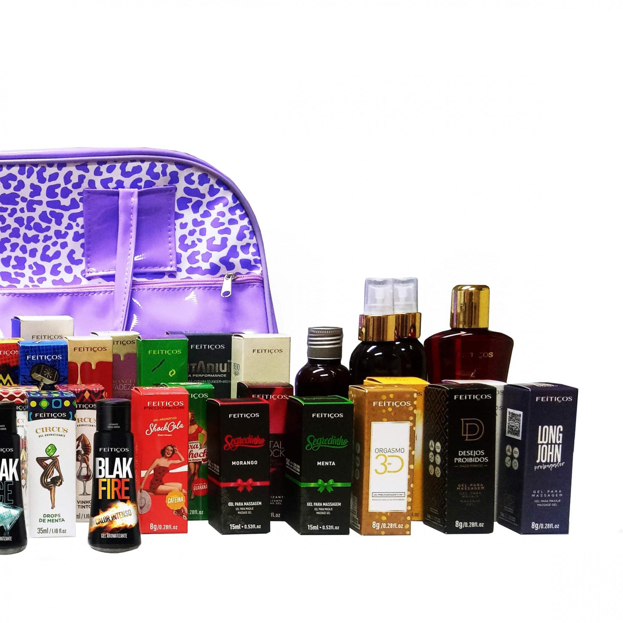 47 produtos da Feitiços + bolsa exclusiva - Empreenda já. Comece a lucrar com a gente!