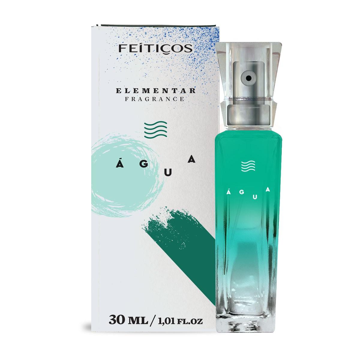 Perfume Elementar dos Signos de Água Intuição 30ml