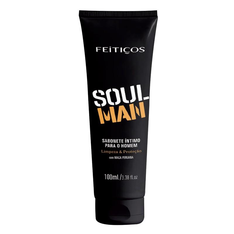 Sabonete Íntimo Masculino Soul Man 100ml