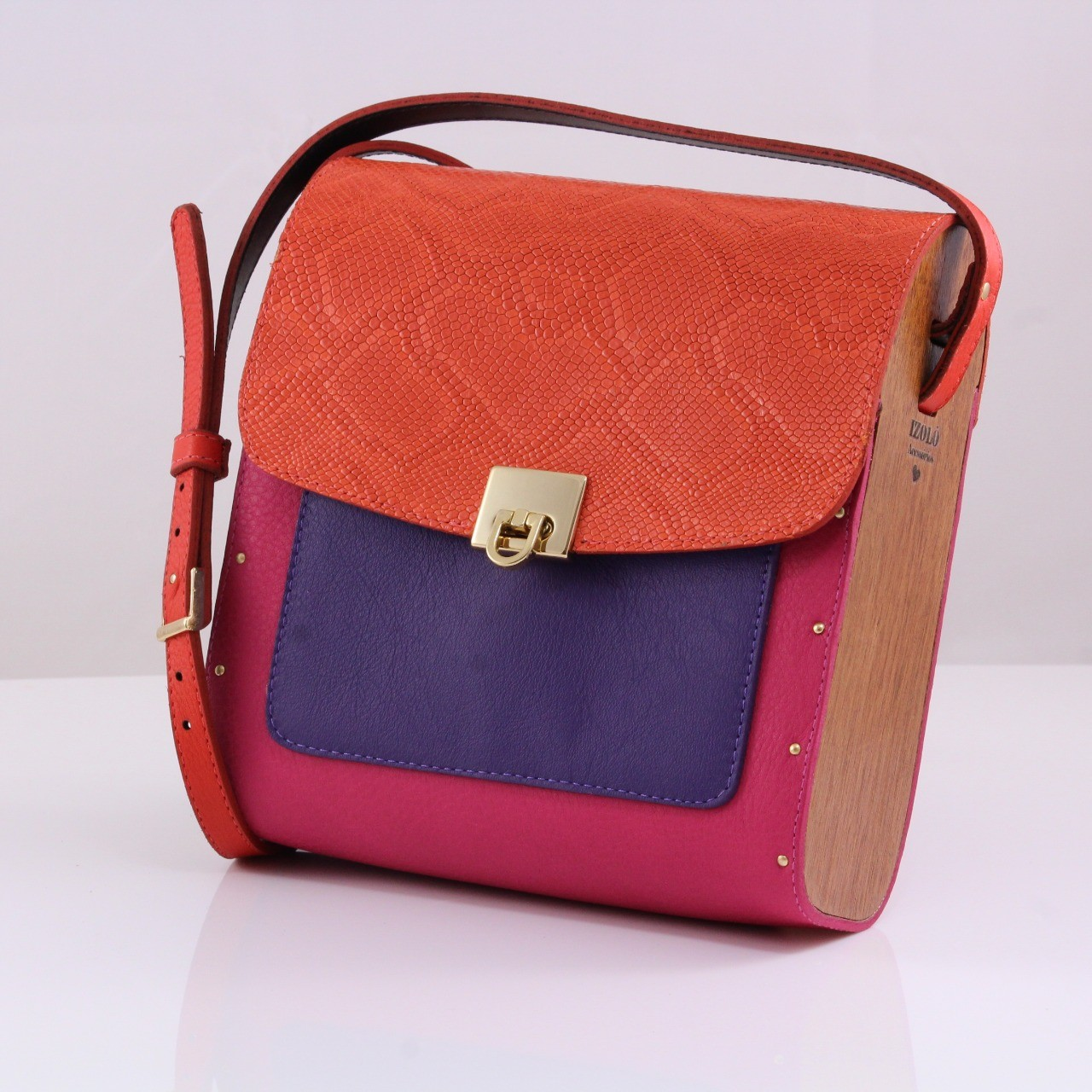 Bolsa Imune Média - Pink, Violeta, Orange
