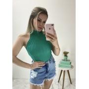Blusa Modal verde