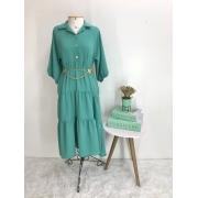 Vestido Ana Verde