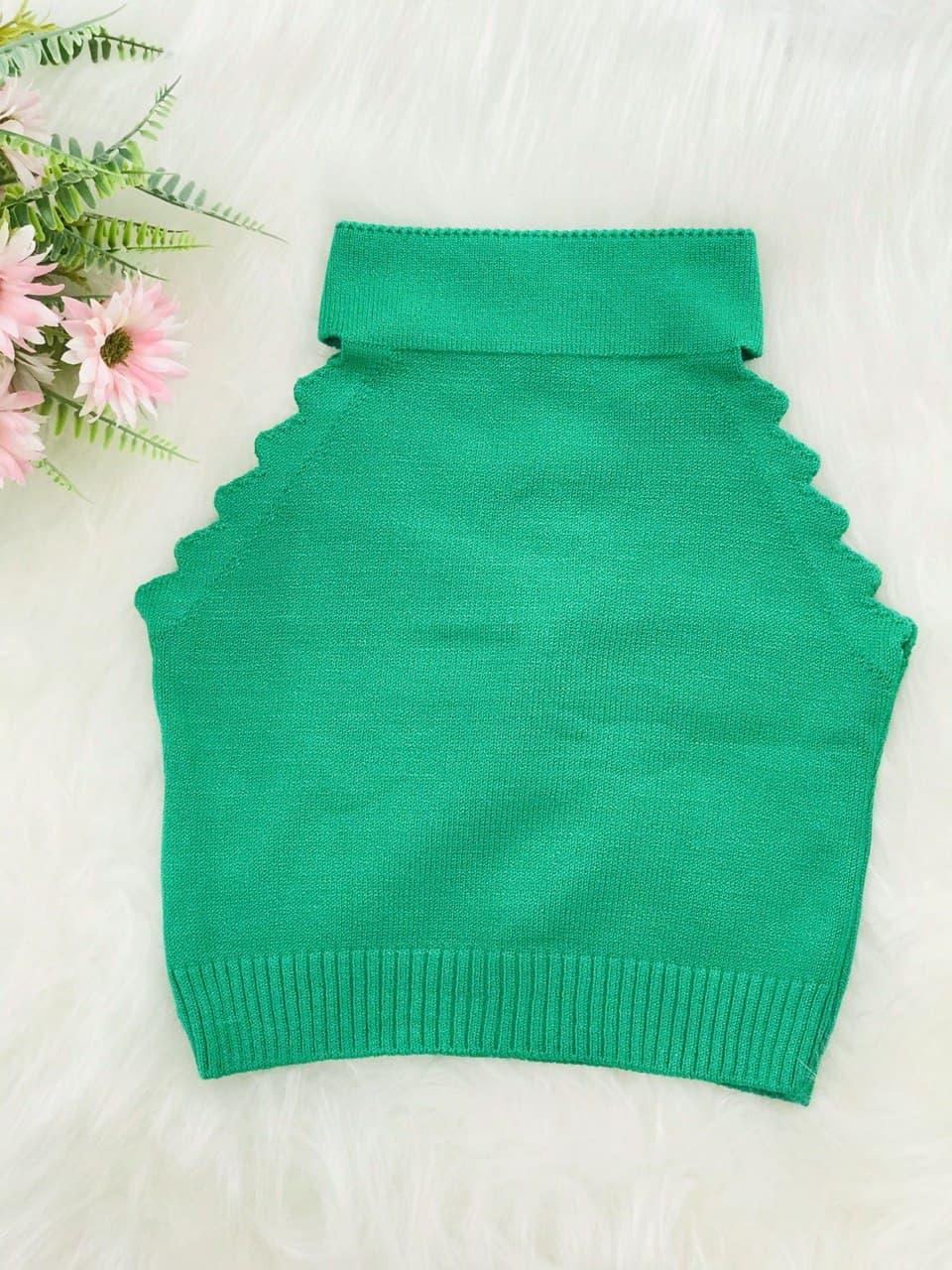 Cropped Bruna Verde