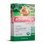 Advantage max 3 combo 0,4 ml ate 4 kg