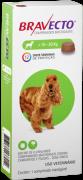 Bravecto Anti Pulgas e Carrapatos P/ cães De 10kg A 20kg