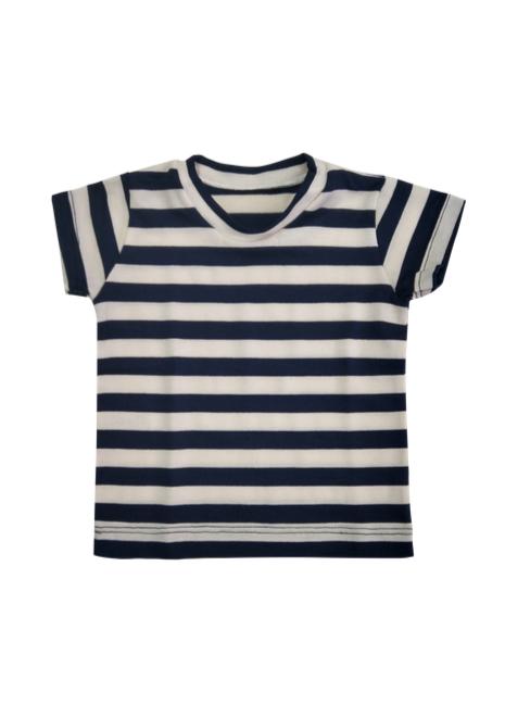 Blusa Listrada Tal Filho - Listrada azul marinho e branco