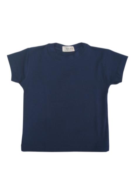 Blusa Tal Filhos - Menina e Menino - Azul marinho