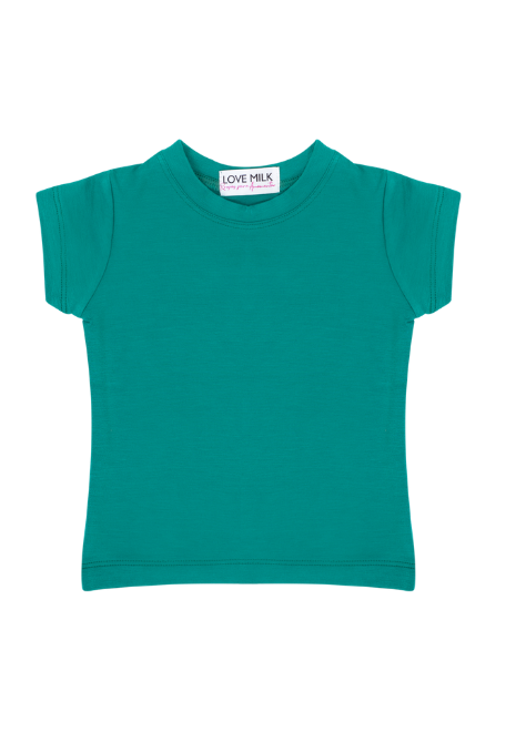 Blusa Tal Filhos - Menina e Menino - Verde