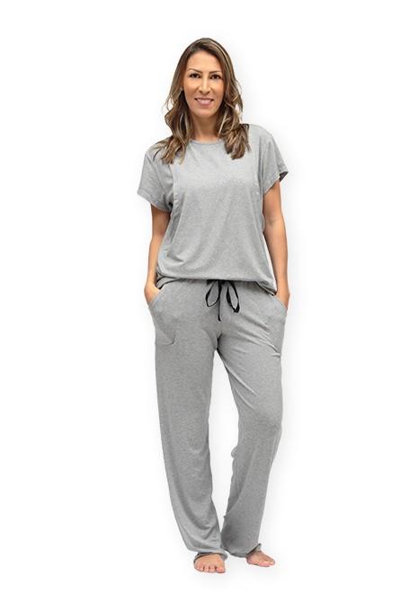 Pijama para amamentar Onze Horas