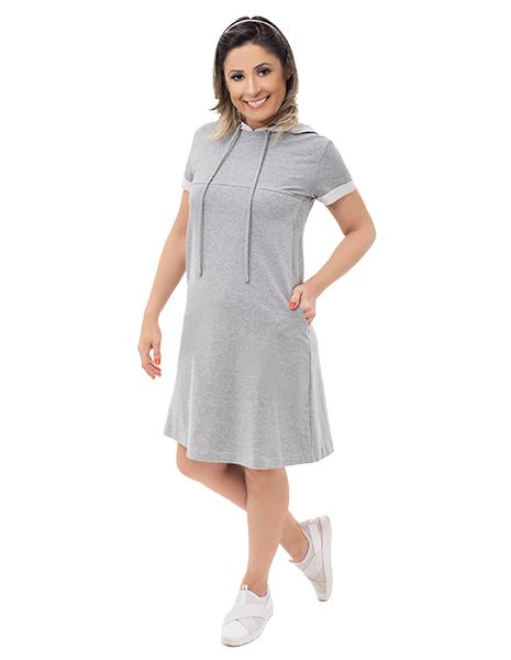 Vestido gestante para amamentar Jenny
