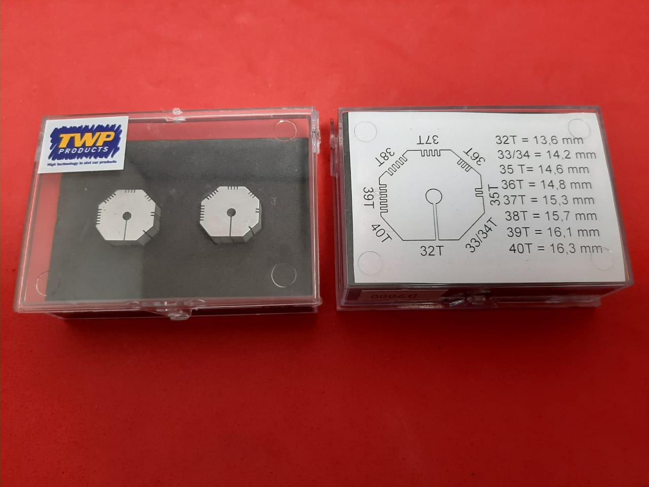 Alinhador Buchas em Aluminio CNC