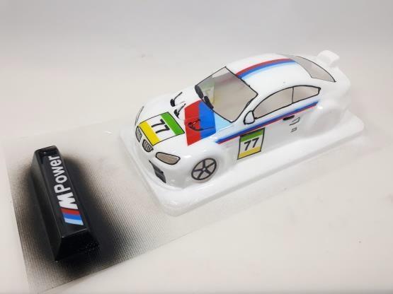 BMW  M 4  DTM PINTADA