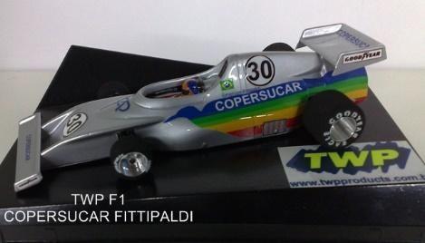 COPERSUCAR FITTIPALDI FD04 PINTADA
