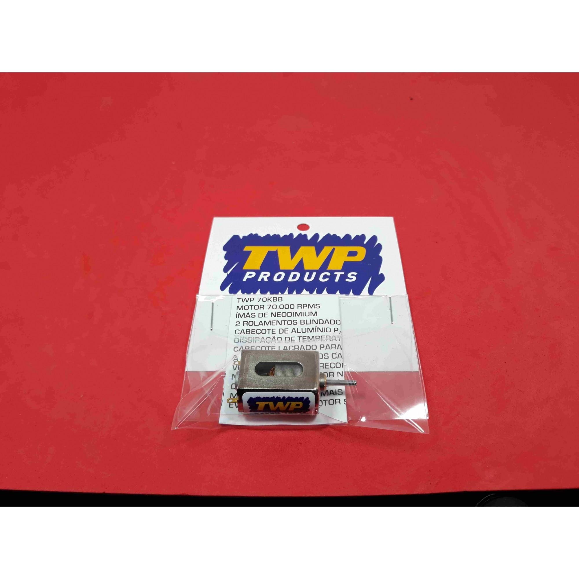 MOTOR TWP FALCON 70.000 RPMS COM 2 ROLAMENTOS