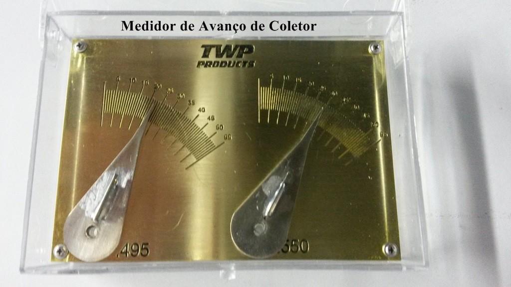 FERRAMENTA DE LEITURA DE AVANÇO DO COLETOR MEDIDAS  .495/.500 POR .550/.560 DE DIÂMETRO DE INDUZIDO.