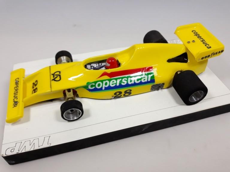 TWP CARRO 1/32  COPERSUCAR FD04
