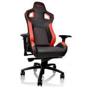 Cadeira Gamer Thermaltake Gtf100 Preta e Vermelha