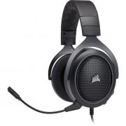 Headset Gamer Corsair HS50 Pro Stereo Carbon