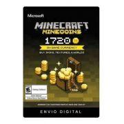 Minecraft Minecoins 1720 Moedas Gift Card