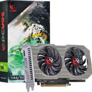 Placa De Video Pcyes Geforce Gtx 750 Ti 2gb Gddr5 128 Bits Dual-Fan