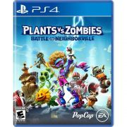 Plants Vs Zombies: Batalha Por Neighborville-Ps4