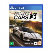 Project Cars 3- Ps4