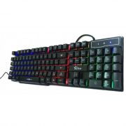 Teclado Gamer Colorful Backlight Fr-541