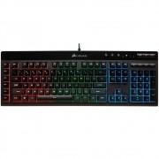 Teclado Gamer Corsair K55, RGB, ABNT2