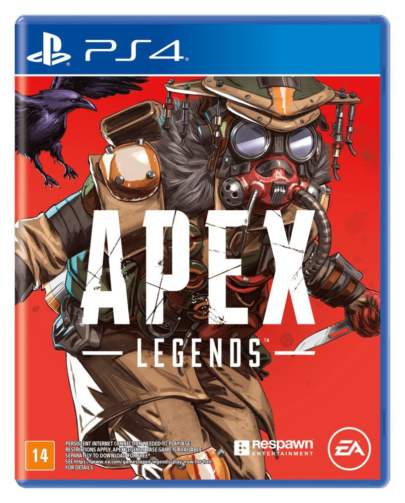 Apex Legends - Ed Bloodhound Br -Ps4  -  Games Lord
