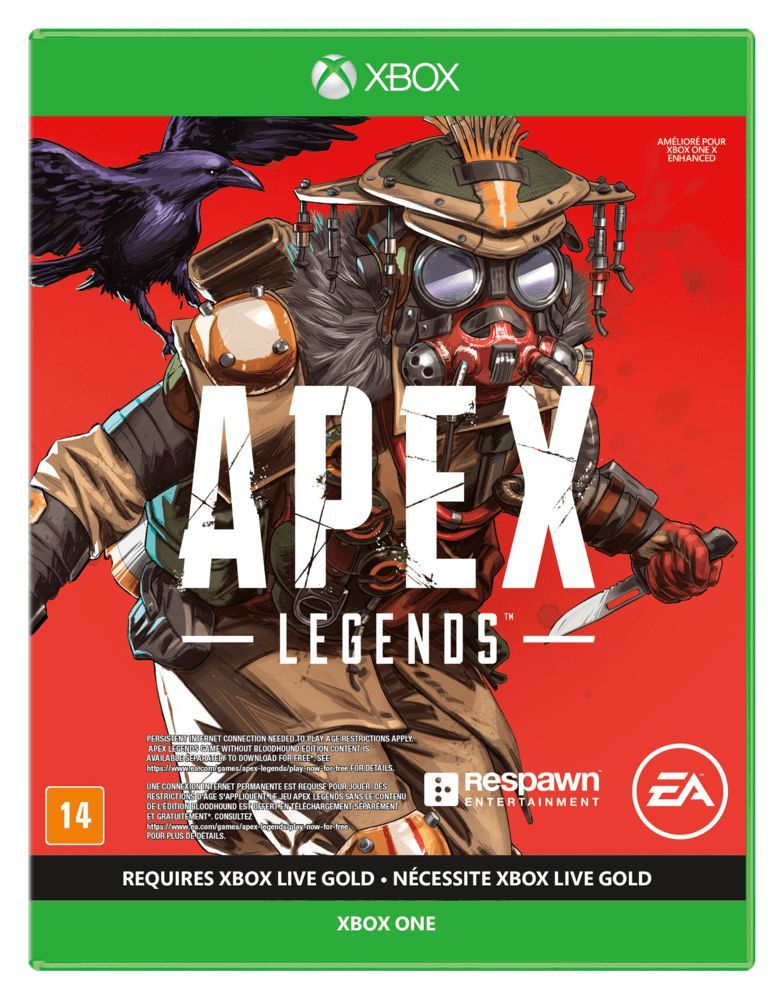 Apex Legends - Ed Bloodhound Br - Xbox One  -  Games Lord