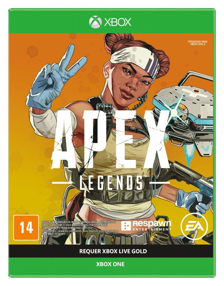 Apex Legends - Ed Lifeline - Xbox One  -  Games Lord