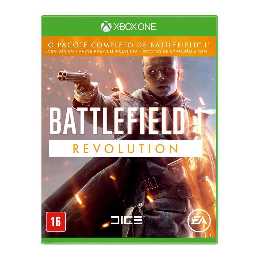 Battlefield 1 Revolutions - Xbox One  -  Games Lord