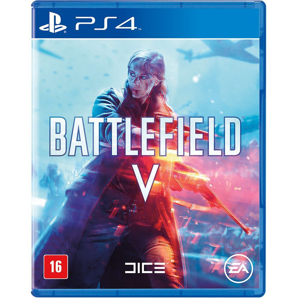 Battlefield V - Ps4  -  Games Lord