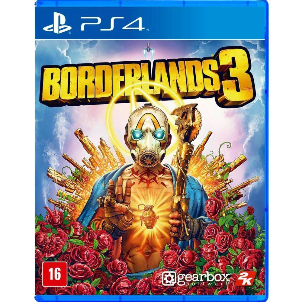 Borderlands 3 - Ps4  -  Games Lord