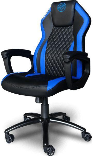 Cadeira Gamer Elements Elemental Acqua  -  Games Lord