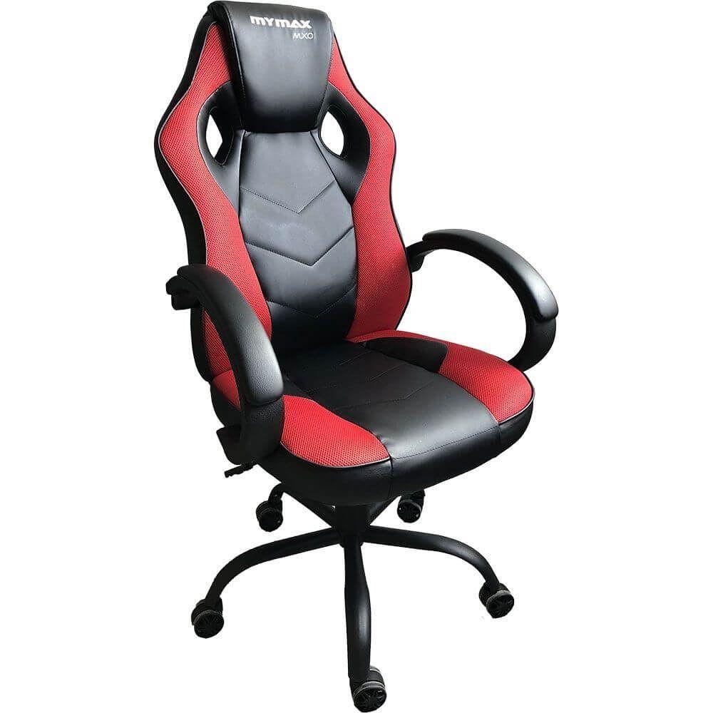 Cadeira Gamer MX0 Giratória  -  Games Lord