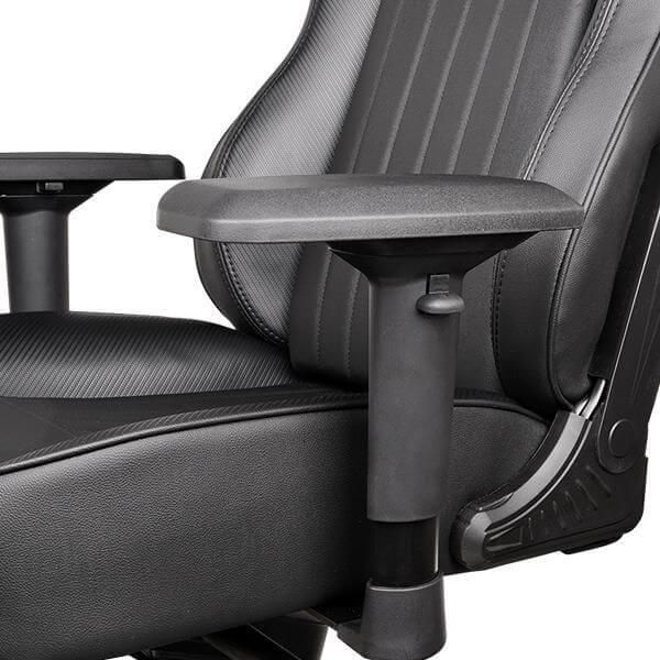 Cadeira Gamer XCC500 Preta Confort Size -Thermaltake  -  Games Lord