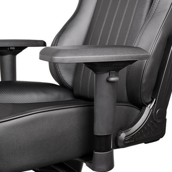 Cadeira Gamer XF100 Preta Fit Size Premium -Thermaltake