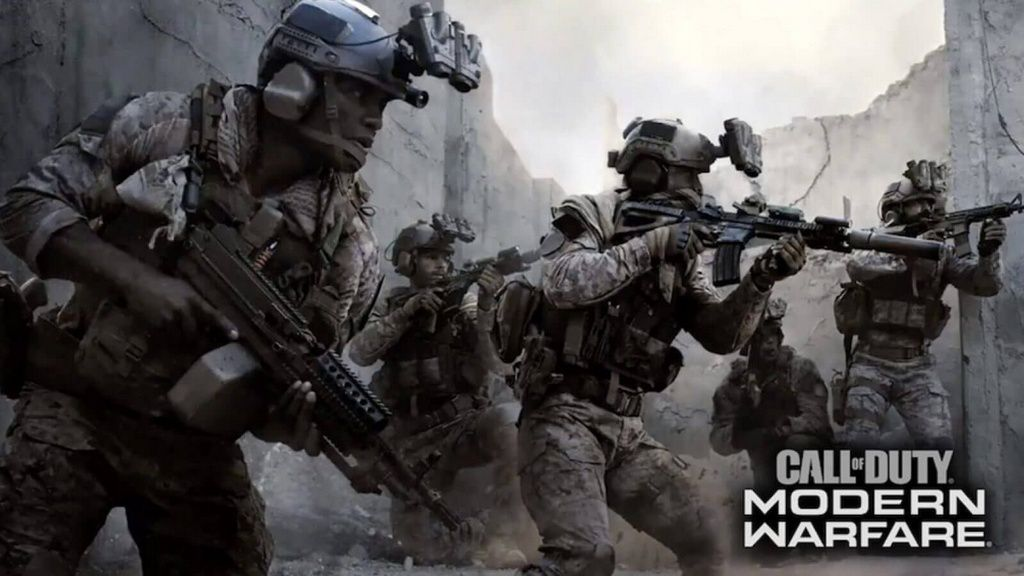 Call Of Duty: Modern Warfare  - Ps4  -  Games Lord