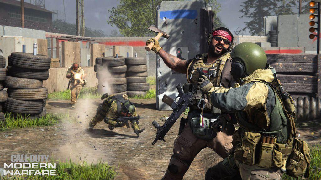 Call Of Duty: Modern Warfare - Xbox One  -  Games Lord