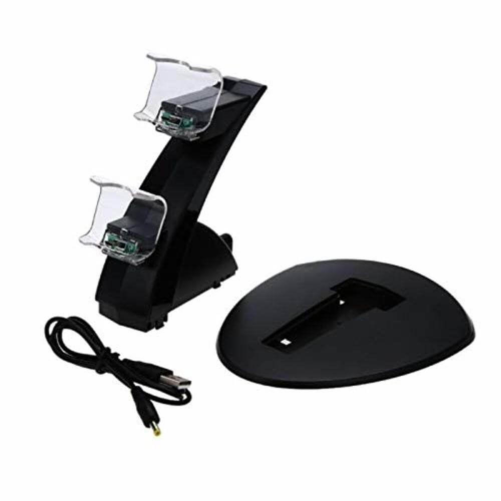 Carregador Para 2 Controle PS4 Xtrad - XD-547