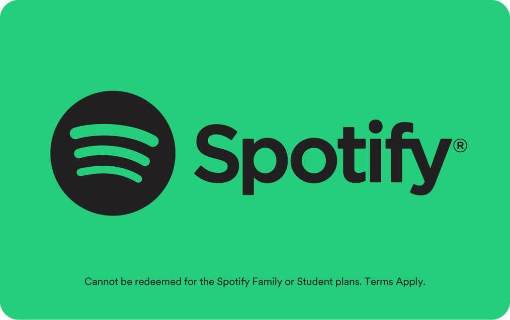 Cartão Spotify Assinatura de 6 Meses  -  Games Lord